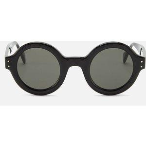 Gucci Men's Acetate Frame Sunglasses - Shiny Black Gg0871s Womens Accessories, Black