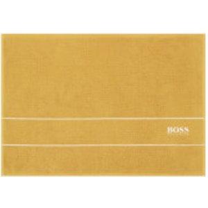Hugo Boss Bath Mat - Topaz Yellow  H1K107BB  Home Accessories, Yellow