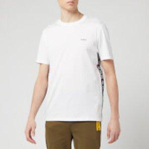 Hugo Men's Deres T-shirt - White - Xxl 50434006 100 Tops Mens Tops, White
