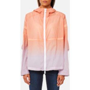 Hunter Women's Original Colour Haze Rp Jacket - Stone - M - Beige  WRO1144SAN LST Coats and Jackets Womens Outerwear, Beige