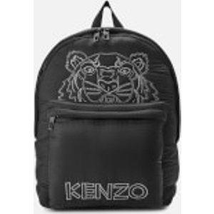Kenzo Nylon Backpack - Black  F965sf300f30 99  Clothing Accessories, Black