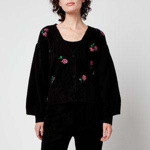 Kitri Women's Beth Knitted Cardigan - Black - Xs 2006903 Knitwear Clothing Accessories, Black