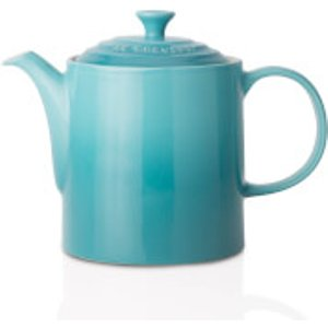 Le Creuset Stoneware Grand Teapot - Teal Green  70703131700000  Kitchen, Green