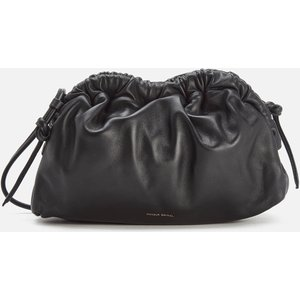 Mansur Gavriel Women's Mini Cloud Clutch Cross Body Bag - Black Wp20h010kq Clothing Accessories, Black
