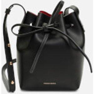 Mansur Gavriel Women's Mini Mini Bucket Bag - Black/flamma Hmm010vc Clothing Accessories, Black