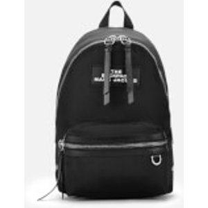 Marc Jacobs Women's Medium Backpack - Black  M0015415 001  Clothing Accessories, Black