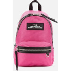 Marc Jacobs Women's Medium Backpack - Chrysanthemum Multi  M0015415 721  Clothing Accessories, Multi