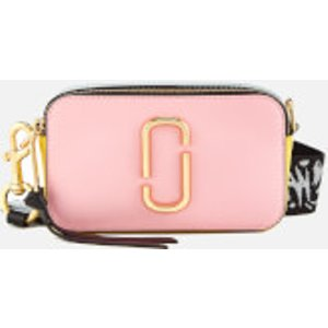Marc Jacobs Women's Snapshot Cross Body Bag - Baby Pink  M0012007 690  Clothing Accessories, Pink