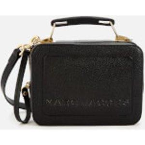 Marc Jacobs Women's The Box 20 Cross Body Bag - Black M0014840 001, Black