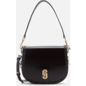 Marc Jacobs Women's The Saddle Bag - Black  M0015083 001  Bags, Black