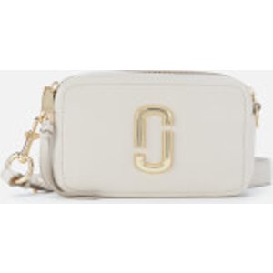 Marc Jacobs Women's The Softshot 21 Cross Body Bag - Cream  M0014591 106  Bags, Cream