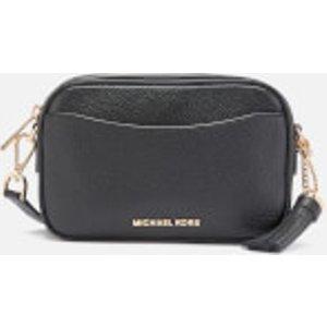 Michael Michael Kors Women's Crossbodies Small Camera Belt/cross Body Bag - Black  32T9GF5N1L 001  Clothing Accessories, Black