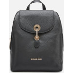 Michael Michael Kors Women's Raven Medium Backpack - Black  30T9GRXB2L 001  Clothing Accessories, Black