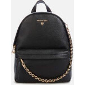 Michael Michael Kors Women's Slater Medium Backpack - Black  30t0g04b1l 001  Clothing Accessories, Black