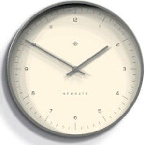 Newgate Oslo Dot Dial Wall Clock - Radial Brass Metallic  Oslo556ras35  Home Accessories, Metallic