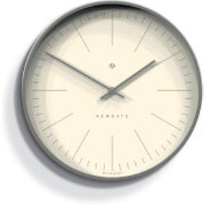 Newgate Oslo Wall Clock - Radial Brass Metallic  OSLO543RAS35  Home Accessories, Metallic