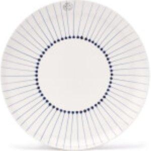 Nkuku Iba Ceramic Plate - Indigo - Dinner Plate Blue  IP2902  Home Accessories, Blue