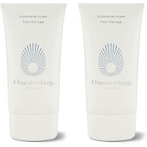 Omorovicza Cleansing Foam Duo (worth £104.00)   13701BUNDLE  Health