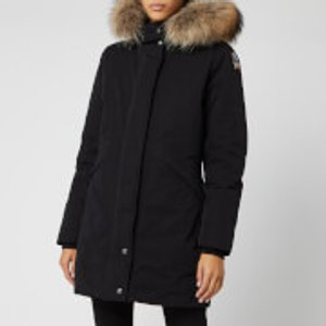 Parajumpers Women's Angie Coat - Black - S Ng31 541 Coats And Jackets Womens Outerwear, Black