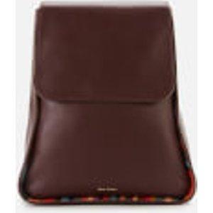 Paul Smith Women's Swirl Trim Hobo Bag - Bordeaux Burgundy  W1A 5694 ASWTRM 28  Clothing Accessories, Burgundy