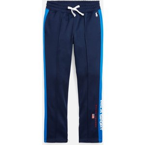 Polo Ralph Lauren Girls' Track Pants - Blue - 10 Years 837728001 Trousers Childrens Clothing, Blue