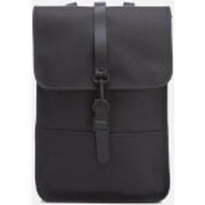 Rains Men's Mini Backpack - Black  1280 01  Bags, Black