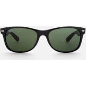 Ray-ban Men's New Wayfarer Sunglasses - Black  0rb2132/901l  Mens Accessories, Black
