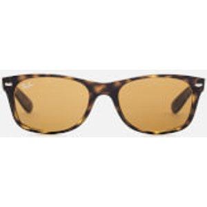 Ray-ban Men's New Wayfarer Sunglasses - Light Havana Brown  0rb2132/710  Mens Accessories, Brown