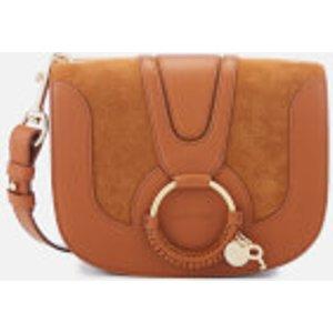See By Chloé Women's Hana Cross Body Bag - Caramello Tan  Chs18as896417242  Clothing Accessories, Tan