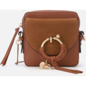 See By Chloé Women's Joan Small Cross Body Bag - Caramello Tan  CHS19SS994330  Bags, Tan
