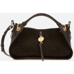 See By Chloé Women's Luce Hobo Bag - Black  Chs19asa24566001  Clothing Accessories, Black