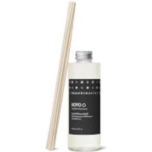 Skandinavisk Reed Diffuser Refill - Koto - 200ml Black 20406 Home Accessories, Black