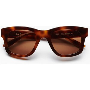 Sun Buddies Men's Bibi Sunglasses - Tortoise Brown Mens Accessories, Brown