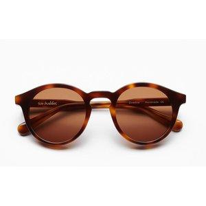Sun Buddies Men's Zinedine Sunglasses - Tortoise Brown Mens Accessories, Brown