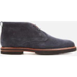 Tod's Men's Polacco Desert Boots - Notte - Uk 8 Blue  XXM53B00D80RE0U805 Mens Footwear, Blue