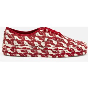 Vans X Opening Ceremony Classic Slip-on Trainers - Snake/checker - Uk 4 Red Vn0a348a43z Womens Footwear, Red