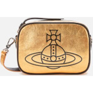 Vivienne Westwood Women's Anna Camera Bag - Gold  4303003741024lar401  Clothing Accessories, Gold