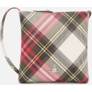 Vivienne Westwood Women's Derby Square Cross Body Bag - New Exhibition Multi  5202000110256MOO204  Clothing Accessories, Multi