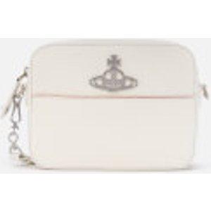 Vivienne Westwood Women's Rachel Cross Body Bag - White  4303005341082moa401  Clothing Accessories, White