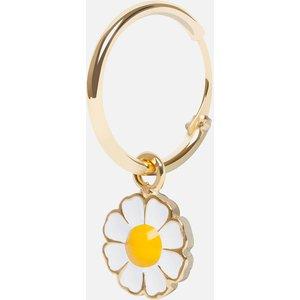 Wilhelmina Garcia Women's Daisy Earring - Gold Blm011 Womens Jewellery, Gold