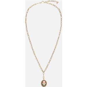 Wilhelmina Garcia Women's Tulip Necklace - Gold Blm003 Womens Jewellery, Gold
