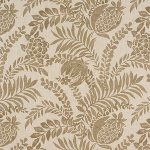 Fryetts Fabrics Clarendon Curtain Fabric Natural 6295653941436 Fy/cf/clarendon/natural