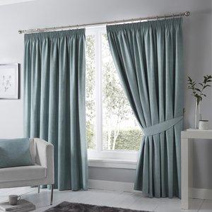 J Rosenthal Dijon Ready Made Blackout Curtains Duckegg 447207800872 Jr/rmc/dijon/degg 0025