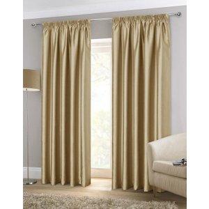 Gordon John Faux Silk Ready Made Lined Curtains Mink Gj/rmc/fauxsilk/mink 0036