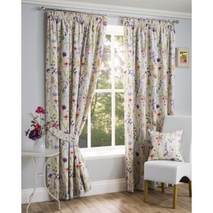 Gordon John Hampshire Ready Made Lined Curtains Multi Gj/rmc/hampshire/multi 0024