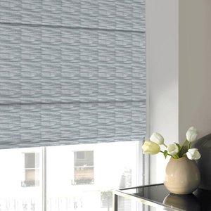 Terrys Fabrics Hawaii Roman Blind Spa 4753491165278 Il/m2mrmn/hawaii/spa