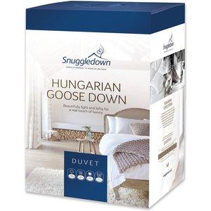 Snuggledown Beds Snuggledown Ultimate Hungarian Snuggledown Goose Down 10.5 Tog Duvet 421467062312 Sd/dt/10.5 Tog/ultimate/hgd 0118