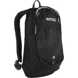 Bedabase Ii 15l Backpack Black Light Steel Regatta