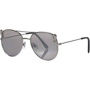 Kids' Lazuli Aviator Sunglasses Silver Toucan Regatta