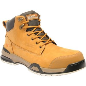 Men's Invective Tactical Work Boots - Tan Regatta